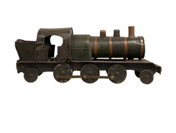 La locomotive de Marcel